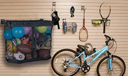 Wall Rack Accessory Sports Kit