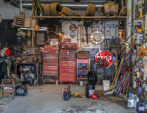 24% Of Homeowners Are Embarrassed Of Their Garage